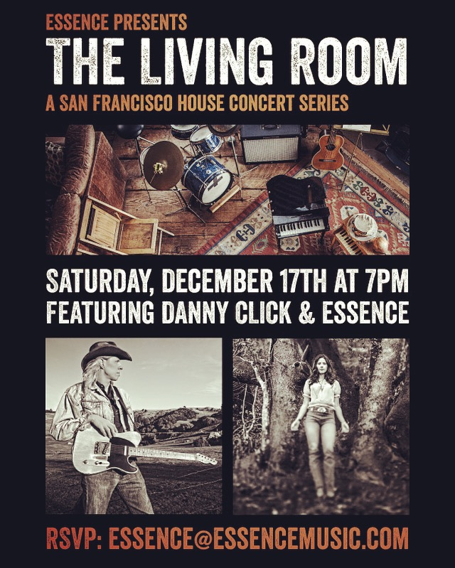 The Living Room Concert Series with Danny Click